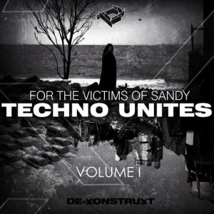 TECHNO UNITES 'VICTIMS OF SANDY' VOLUME I